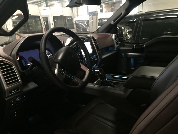 Bán Ford F150 3.5L sx 2016 xanh dương 4