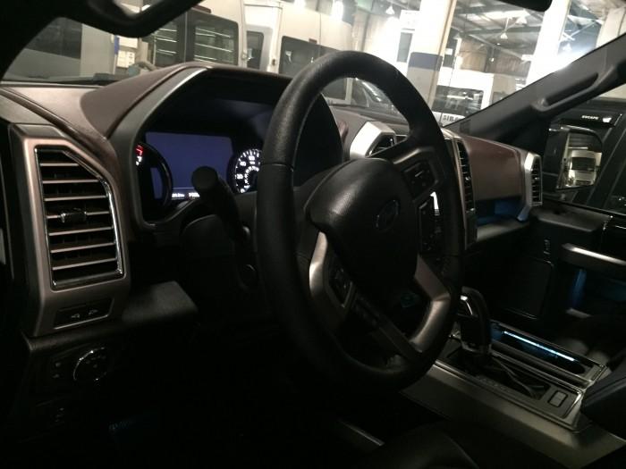 Bán Ford F150 3.5L sx 2016 xanh dương 5