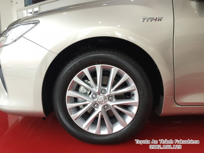 Giá xe Camry 2.0E trả góp ở HCM từ Đại lý Toyota 100% vốn Nhật - Toyota An Thành Fukushima - trao đổi cụ thể hơn qua hotline 0982 100 120