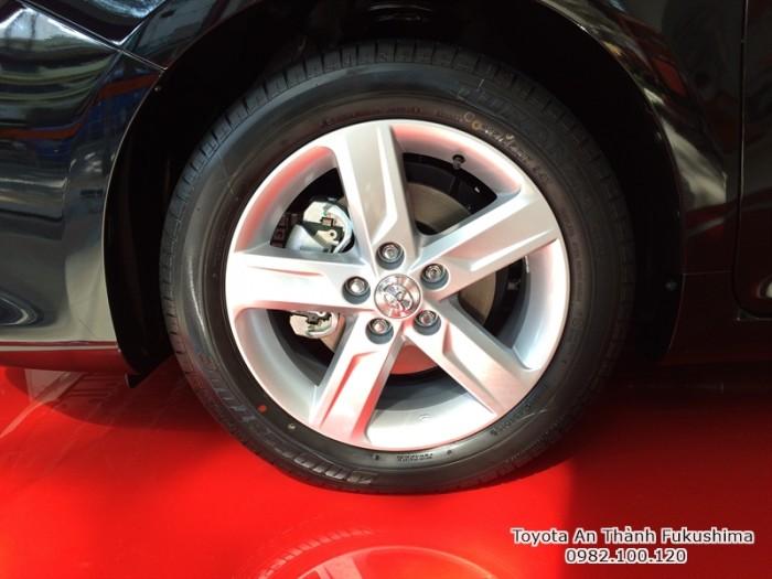 Xe Camry 2018 giá tốt tại HCM từ Đại lý Toyota 100% vốn Nhật - Toyota An Thành Fukushima