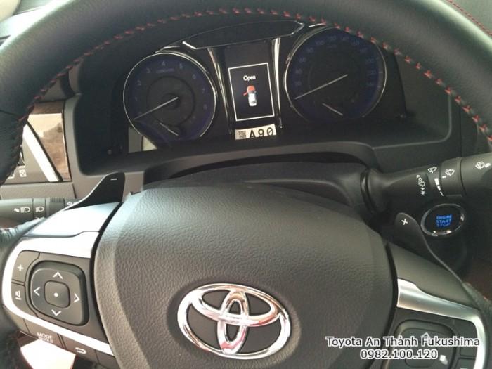 Khuyến Mãi Toyota Camry 2.5Q 2018 Màu Đen, Mua Trả Góp Chỉ Cần 300Tr. Vay 8 năm.