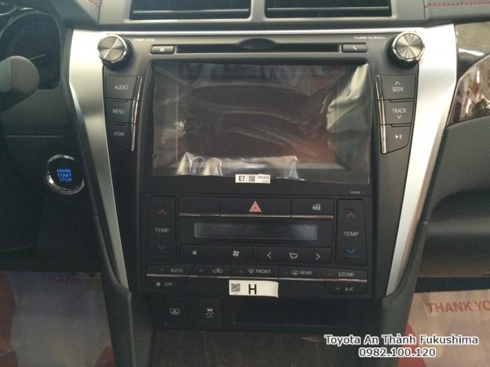 Giá xe Camry 2.5Q trả góp ở HCM được cập nhật nhanh chóng từ Đại lý Toyota 100% vốn Nhật Bản tại TPHCM - Toyota An Thành Fukushima - Hotline phòng kinh doanh 0982 100 120