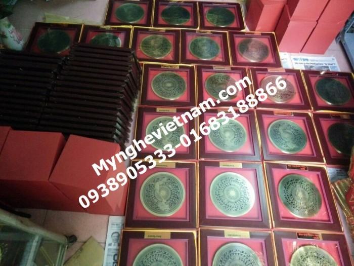 Quà tết hot_tranh mặt trống đồng,độc đáo,ý nghĩa bán tại Sài Gòn1