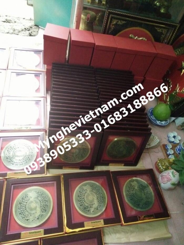Quà tết hot_tranh mặt trống đồng,độc đáo,ý nghĩa bán tại Sài Gòn3