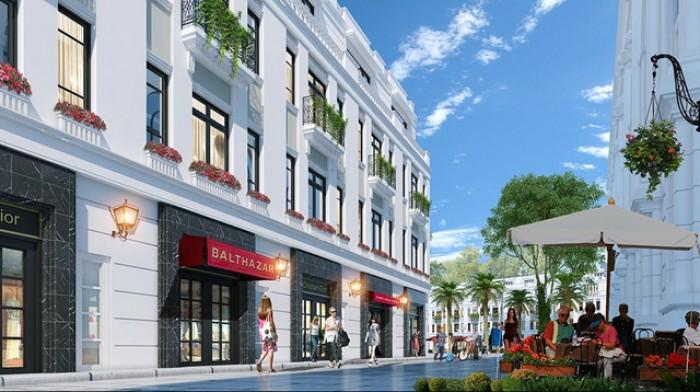 Đầu tư Shophouse thu lợi nhuận khủng 300 triệu/năm