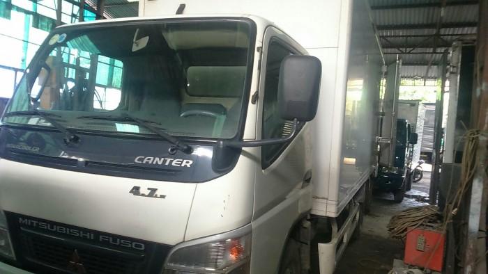 Mitsubishi Khác sản xuất năm 2009 Số tay (số sàn) Xe tải động cơ Dầu diesel