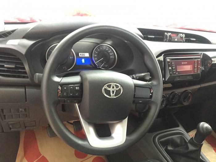 Đại lý xe Toyota chính hãng tại TPHCM chuyên bán dòng xe bán tải Hilux nhập khẩu từ Thái Lan