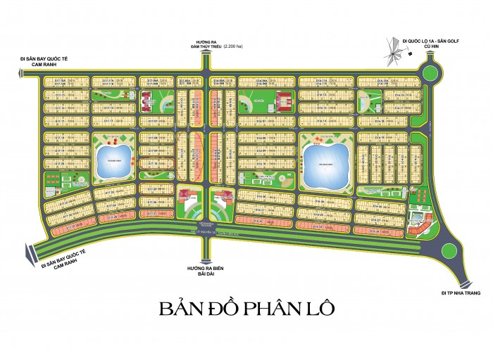 Chính chủ cần bán gấp Lô D17-11A dự án Goldenbay Bãi Dài, đường 30m chỉ 5,8tr/m2