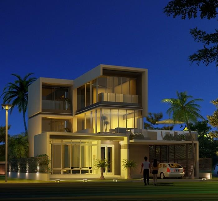 Cam kết 100% view biển, biệt thự Sentosa Villa Mũi Né, Phan Thiết chỉ 4,2tr/m2, CK 3%