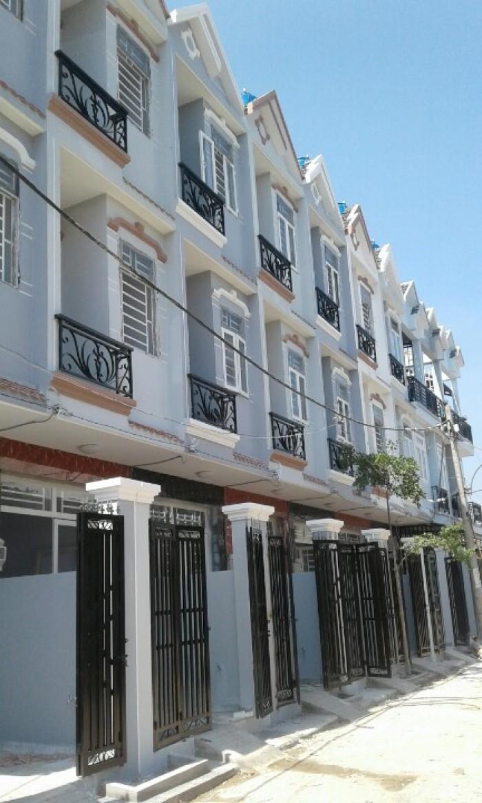 Bán nhà đường Huỳnh Tấn Phát, Nhà Bè, DT4x10m,1 trệt 2 lầu. Giá chỉ có 1,2 tỷ