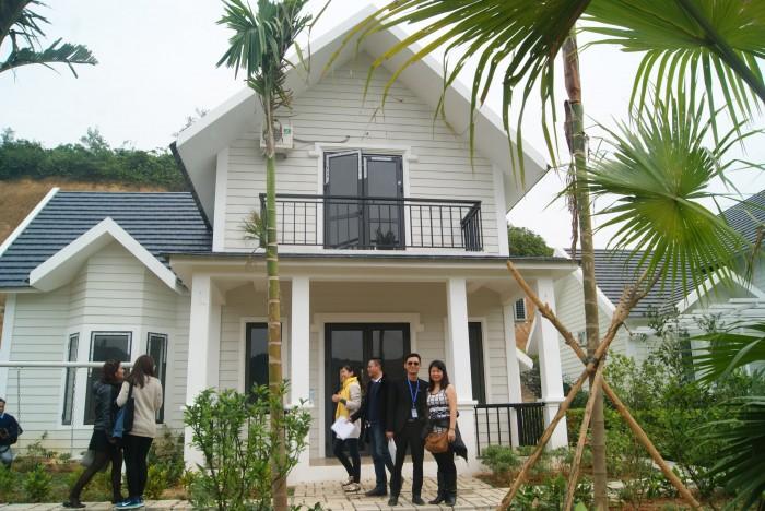 SOCK Cực SOCK Tặng Liberty Cho 5 Khách Hàng Đầu Tiên Khi Mua Sunset Villas & Resort