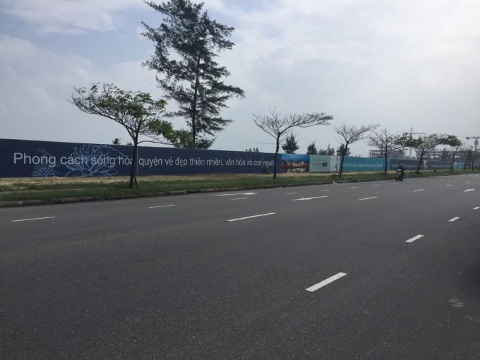 Đất Biển đầu tư Ngũ Hành Sơn, Trục đường chính Trường Sa, 100m2/3,45tỷ