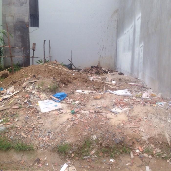 Bán đất Huỳnh tấn Phát nhà bè 5x16m, KDC Sài Gòn Mới, đường xe hơi 10m