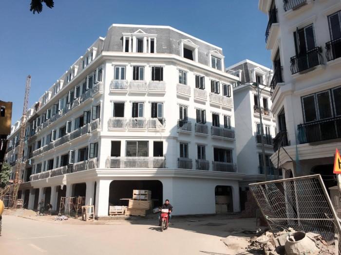 Bán nhà LK shophouse Mỹ Đình,84m2,5 tầng,lô góc 2 mặt thoáng kinh doanh tốt giá 10.7 Tỷ.