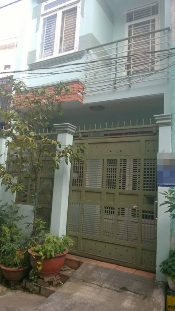 Nhà 1 Lầu Hẻm 5m Trịnh Đình Trọng DT 4x16 3,1 tỷ