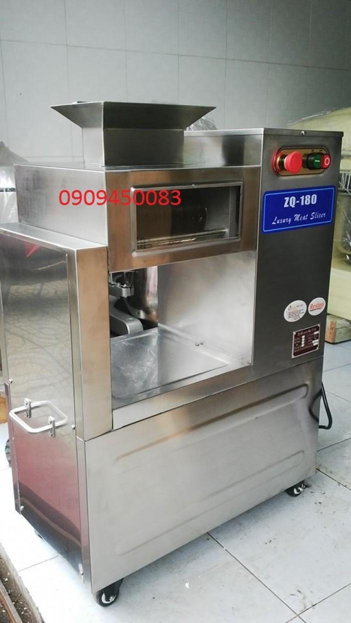 Máy cắt thịt - ZQ 180
