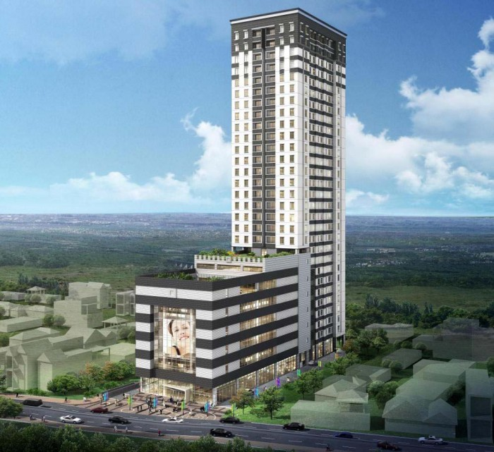 CĂN HỘ SAIGON PLAZA TOWER Q7 gần Phú Mỹ Hưng, 1,1tỷ, 66M2 đóng 300 triệu nhận nhà