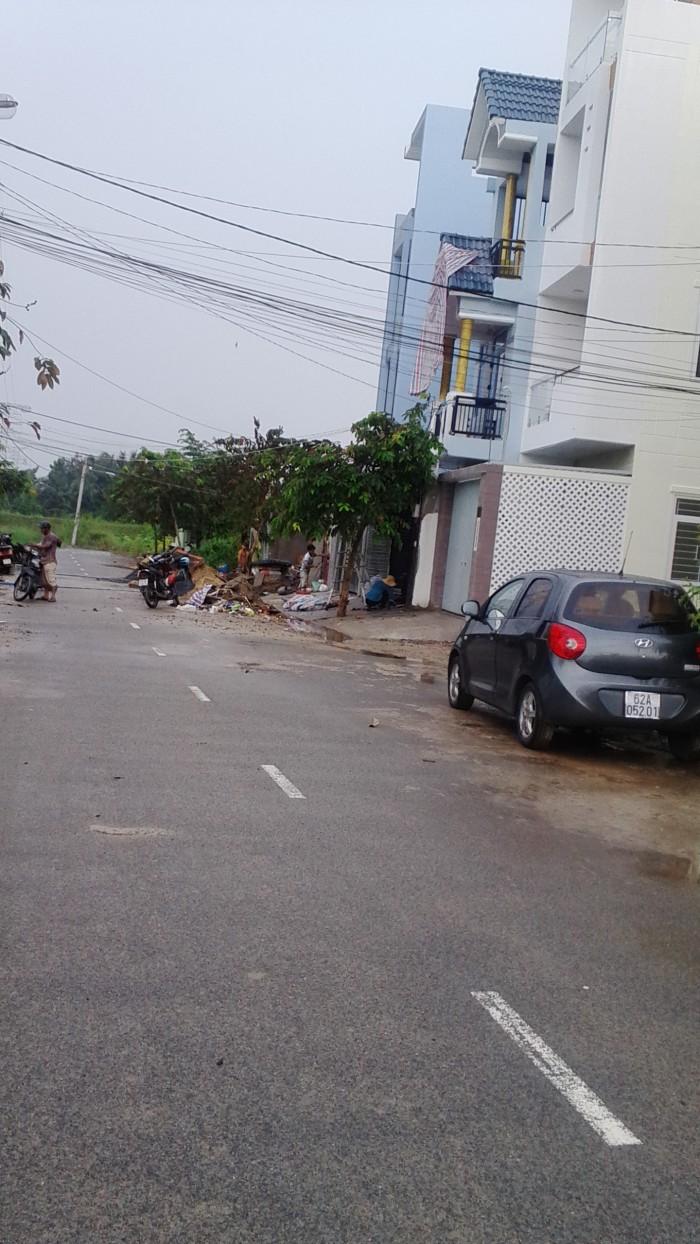 Bán đất thổ cư đường 22, Linh Đông, 74,3m2, đường trước nhà 8m.