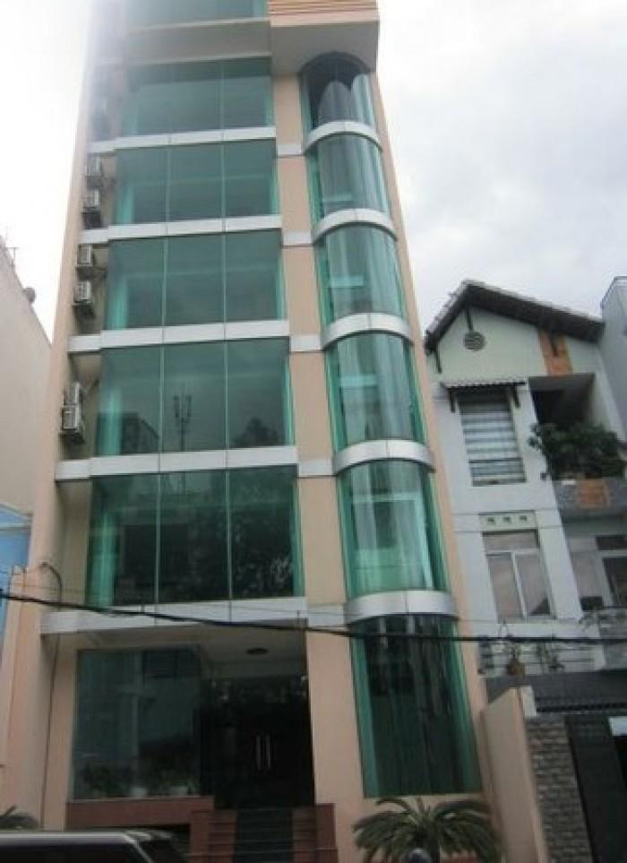 Cho thuê nhà đẹp rộng, tiện nghi phố Hoàng Hoa Thám, S=105m2x4 tầng, MT 5m