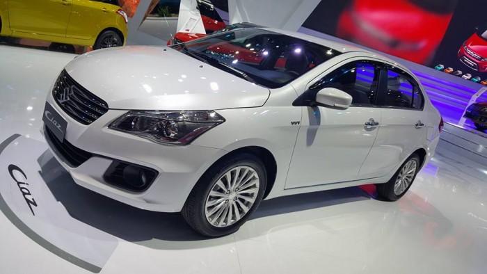 Suzuki Ciaz sản xuất năm 2016 Số tự động Động cơ Xăng