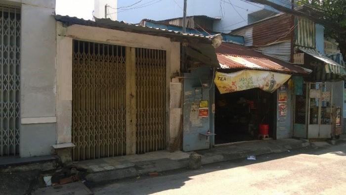 Cần bán nhà cấp 4 MT Lê Lợi, P4, GV, DT 10x24m, gần ĐHCN
