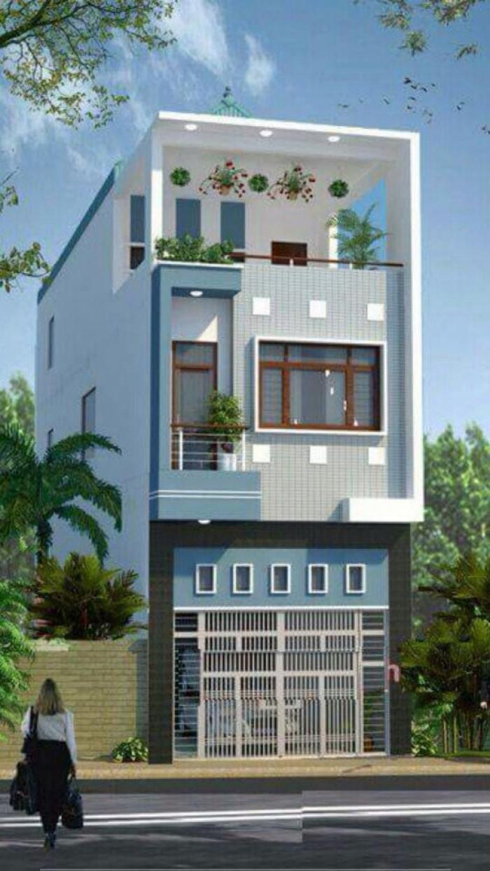 Bán nhà xây mới Phú Lương – Hà Nội, 38m2 x 3T, hướng nam.