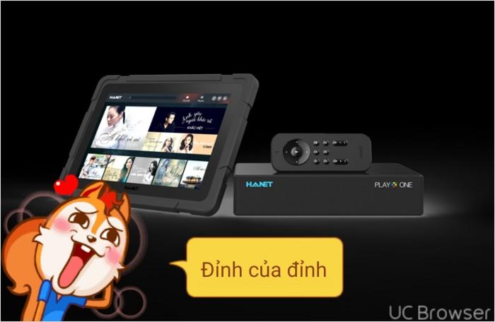 Bán đầu Karaoke Hanet Play X One và Play X Pro giá cực tốt !