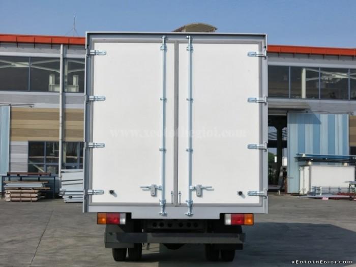 Mua ngay HD120 thùng đông lạnh 5 tấn, nhập khẩu tại Hàn Quốc, giá cạnh tranh