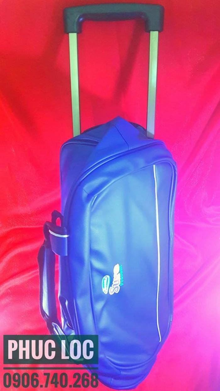 Túi xách du lịch có cần kéo - quảng ngãi freeship0