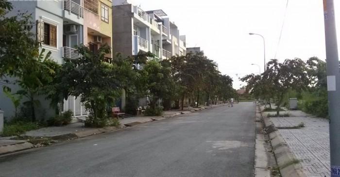 Bán lô đất ngay KCN Tân Tạo đường số 7, SHR, BST