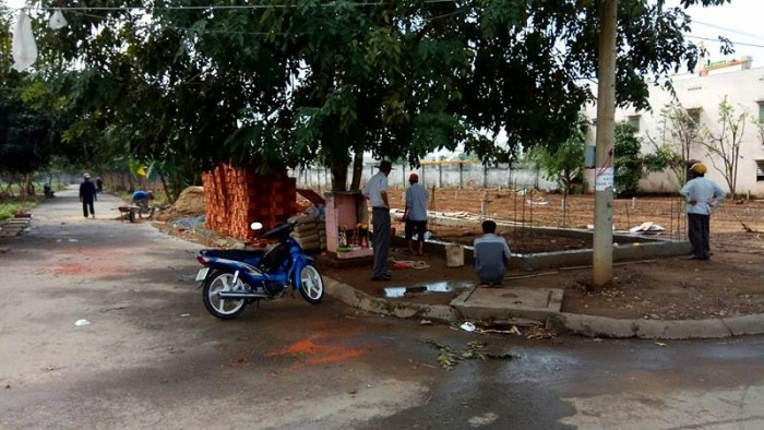 Đất 2 mặt tiền ngã 4 Bà Hom - Tân tạo, SHR, đường 30m, NH hỗ trợ vay 70%