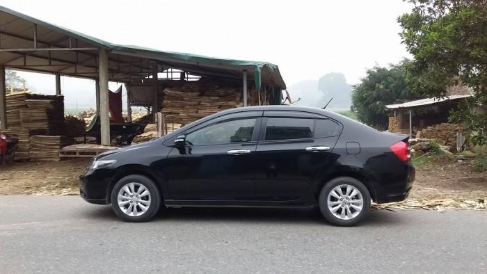 Về hưu không có nhu cầu dùng nên muốn bán xe Honda City AT1.5 sản xuất 2014 1