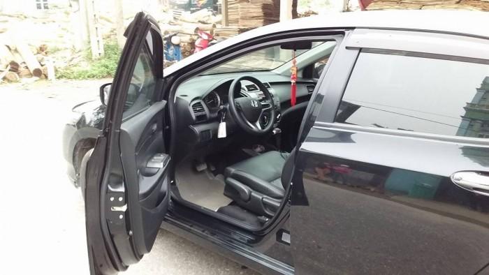 Về hưu không có nhu cầu dùng nên muốn bán xe Honda City AT1.5 sản xuất 2014 2