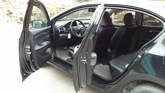 Về hưu không có nhu cầu dùng nên muốn bán xe Honda City AT1.5 sản xuất 2014 4