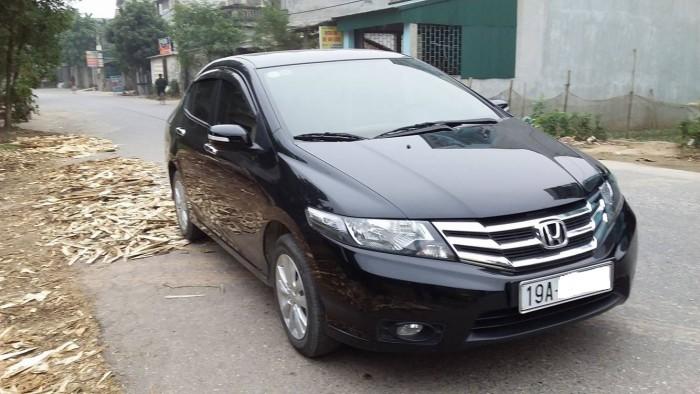 Về hưu không có nhu cầu dùng nên muốn bán xe Honda City AT1.5 sản xuất 2014 5