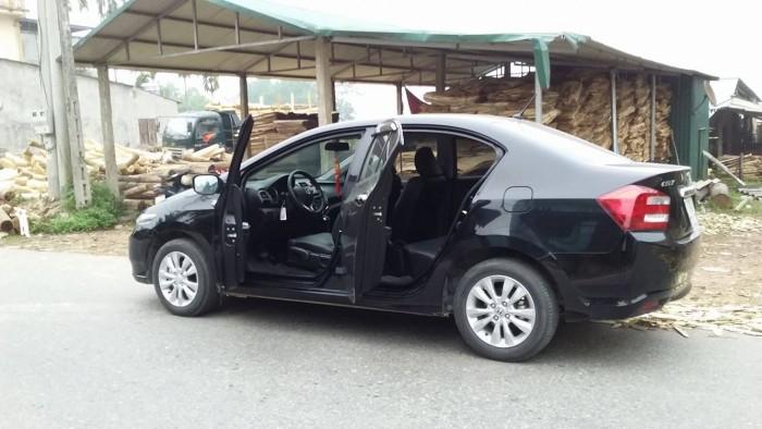 Về hưu không có nhu cầu dùng nên muốn bán xe Honda City AT1.5 sản xuất 2014 8