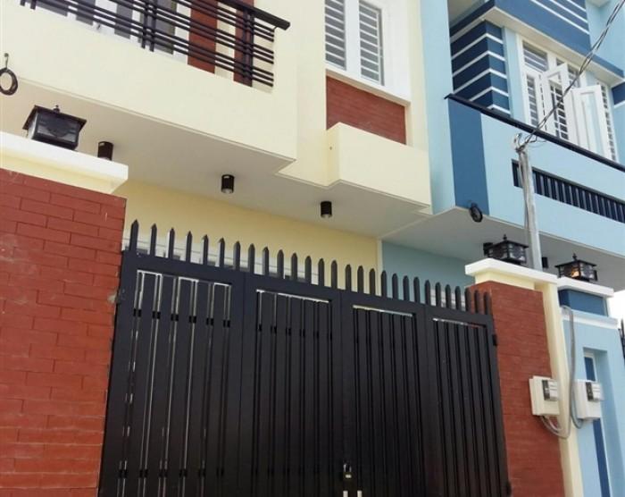 Kẹt tiền bán gấp nhà mới 1T2L, DT 55m2,SHR  đường 9,HBP,Thủ đức