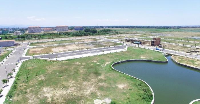 Đất nền Khu đô thị Hue Green City nằm ngay tại vị trí phát triển chiến lược, đô thị hóa của TT Huế