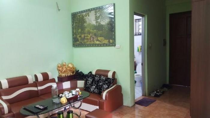 Chính chủ Cho thuê căn hộ tầng 2 tập thể Thành Công, Ba Đình  70m2 giá 5.5 tr/th