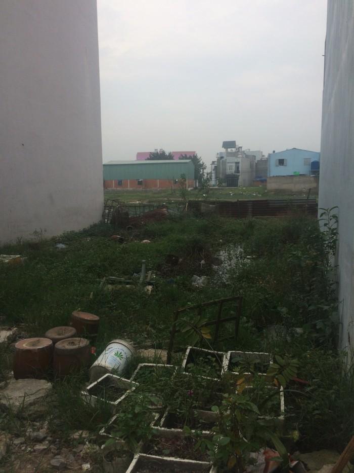 Đất ở Khu Dân Cư Vĩnh Lộc_DT 56m2,Bình Thành,Bình Tân