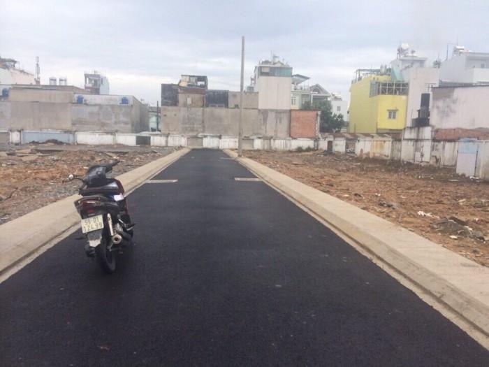 Bán đất Phân Lô Tân Kỳ Tân Qúy, Tân Phú, 50m2, đường 7M, GIÁ 1.85TỶ