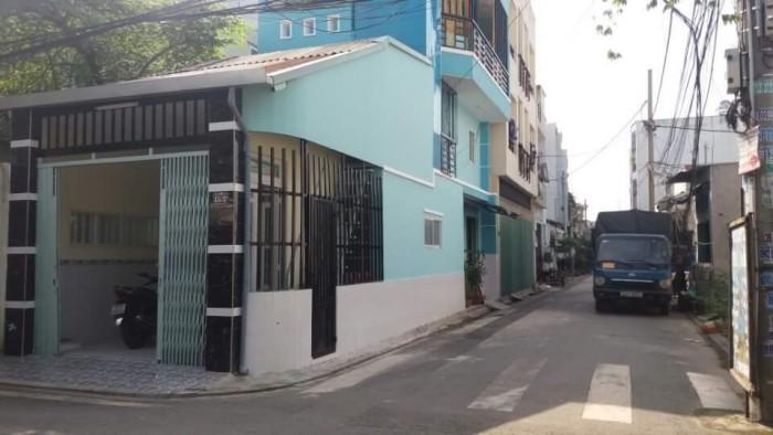 Bán nhà 15/3M Đường số 20, KP1, Bình Hưng Hòa A, Bình Tân, HCM