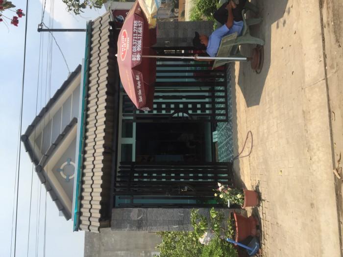 Cần Bán gắp căn nhà đường  Quach Điêu , 75m2 , 400trieu, SHR