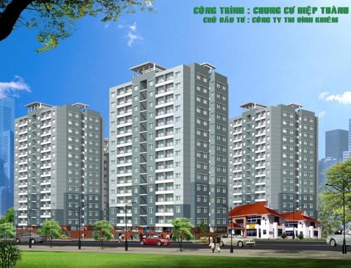 Mở bán dự án căn hộ hiệp thành buildings. Công ty địa ốc hoàng anh sài gòn độc quyền phát triển.