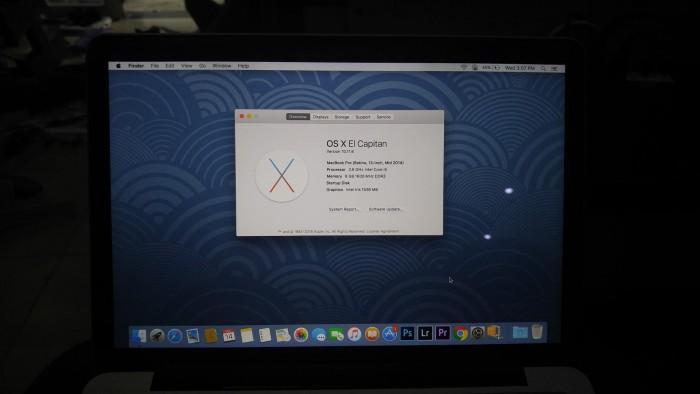 MacBook Pro (Retina, 13-inch, Mid 2014) – 128GB mới leng keng.3