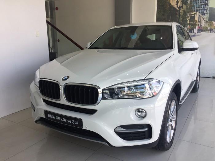 BMW X6 sản xuất năm 2016 Số tay (số sàn) Động cơ Xăng