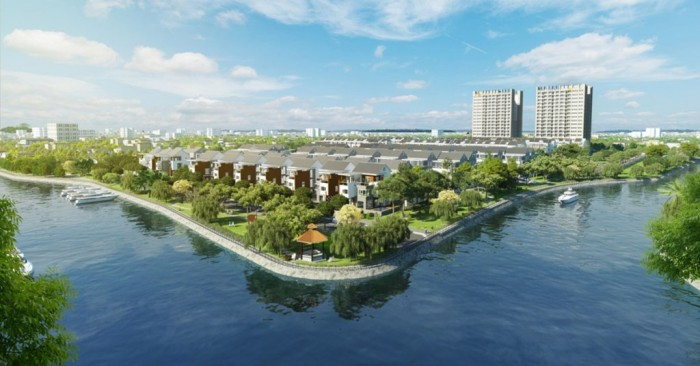 Đất nền dự án nhà phố - biệt thự quận 7