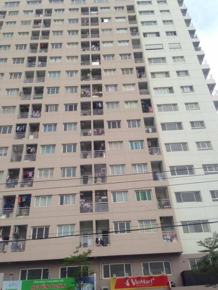 Chung cư cao cấp nằm ngay trung tâm quận Bình Tân