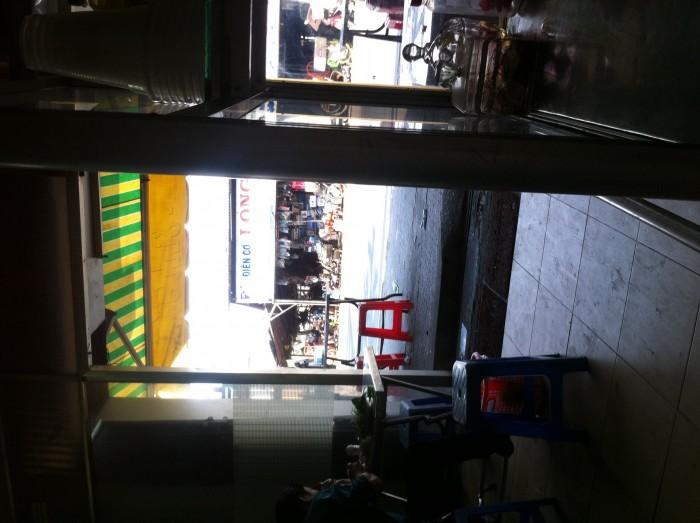 Bán nhà mặt tiền Trần Xuân Soạn, quận 7