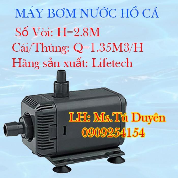 Đại lý phân phối các loại máy bơm nước hồ cá0